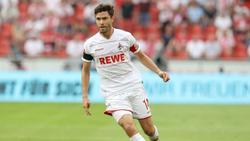 Jonas Hector ist wieder im Mannschaftstraining des 1. FC Köln