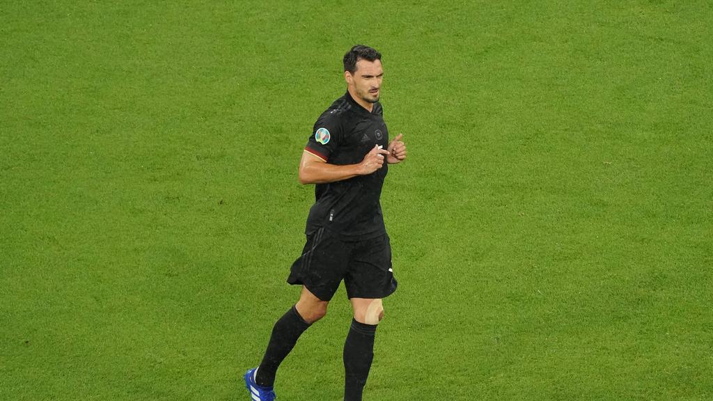 Mats Hummels von Borussia Dortmund wurde zuletzt nicht für die Nationalmannschaft nominiert