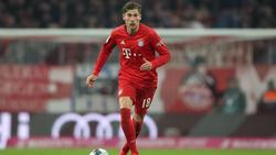 Leon Goretzka lieferte für den FC Bayern gegen den FC Schalke 04 eine Top-Leistung ab