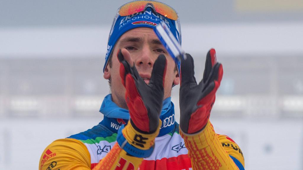 Simon Schempp fehlt bei der Biathlon-WM