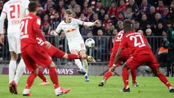 FC Bayern und RB Leipzig teilen die Punkte