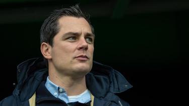 Als Spieler Meister, jetzt Sportdirektor beim VfL Wolfsburg:Marcel Schäfer