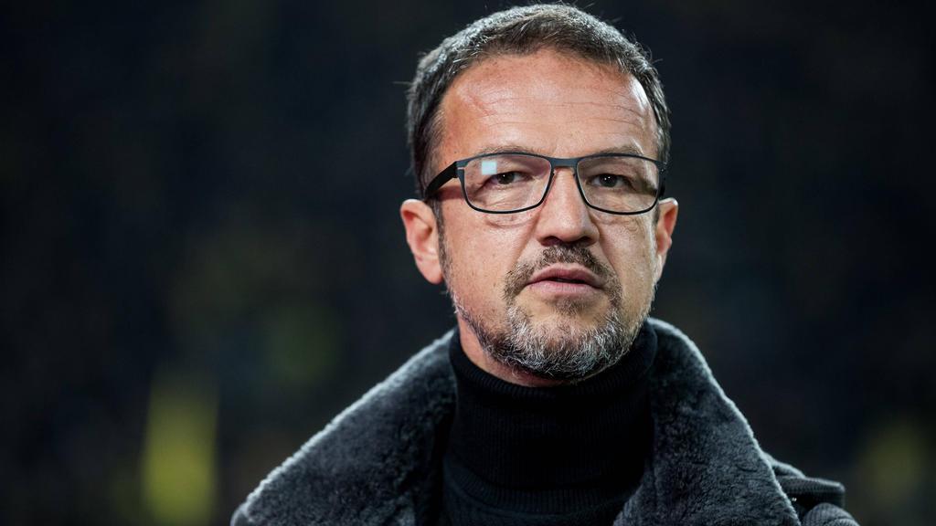 Wird für Transfers komplett neu planen müssen: Frankfurts Sport-Vorstand Fredi Bobic