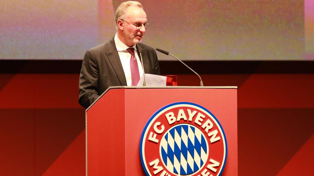 Bayer-Boss Rummenigge will die Gehälter seiner Stars nicht offenlegen