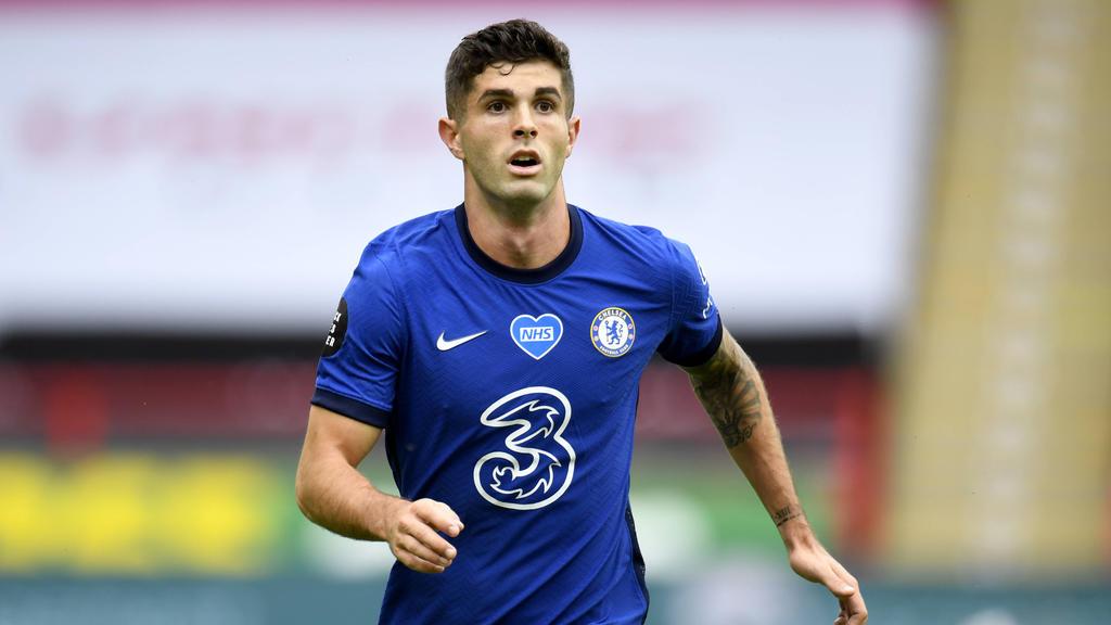 Wechselte im vergangenen Jahr vom BVB zum FC Chelsea: Christian Pulisic