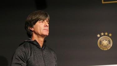 Joachim Löw hat vor dem Spiel gegen Tschechien seine Einschätzungen gegeben