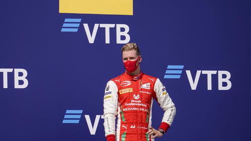 Mick Schumacher gewinnt die Formel-2-Meisterschaft