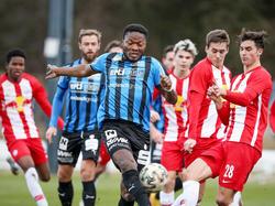 Issiaka Ouédraogo taugt's in Amstetten