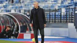 Zinédine Zidane hat Stellung bezogen