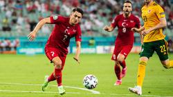 Cengiz Ünder wird bei Eintracht Frankfurt, Bayer Leverkusen und RB Leipzig gehandelt