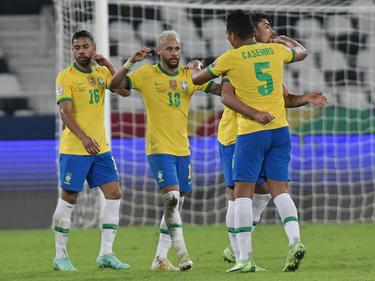 Brasil es claro candidato al título en su propio país.