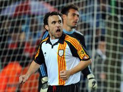 Katalonien gegen Argentinien