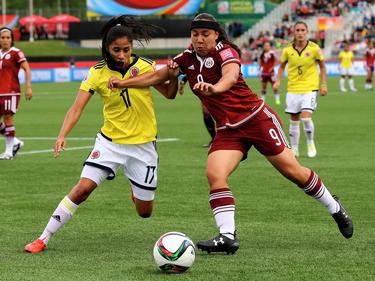 México y Colombia siguen sin conocer la victoria en un Mundial después de tres y dos participaciones. (Foto: Getty)