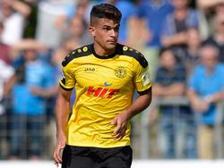 Cauly Oliveira-Souza spielt auch in der kommenden Saison für Fortuna Köln