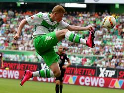 Kevin de Bruyne deja la Bundesliga para jugar en el Manchester City. (Foto: Getty)