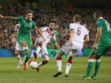 Alemania cayó ante Irlanda, que ha resucitado sus opciones para clasificarse. (Foto: Getty)