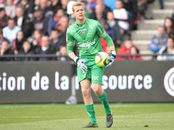 Jonas Lössl spielt ab der kommenden Saison in der Bundesliga