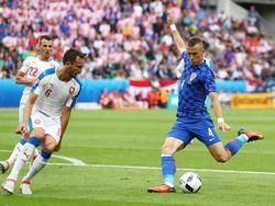 Kroatien führt!