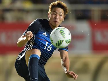 Takuma Asano könnte bald das Trikot des FC Arsenal tragen