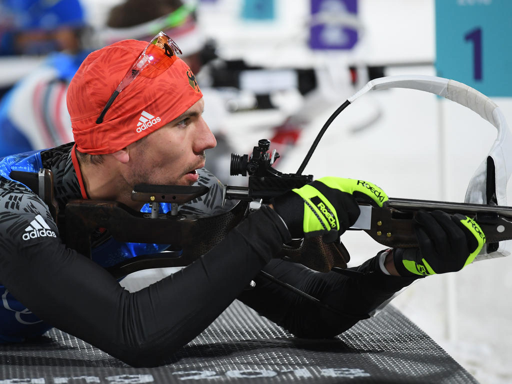 Arnd Peiffer sprintete in Kontiolahti auf Rang fünf