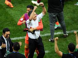 Mexikos kolumbianischer Trainer Juan Carlos Osorio hat viele Mexikaner überrascht
