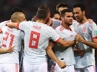 España quiere confirmar su buen juego con la primera victoria. (Foto: Getty)