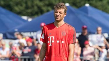 Am 15. August vor zehn Jahren hatte Thomas Müller beim FC Bayern München seine Bundesliga-Premiere