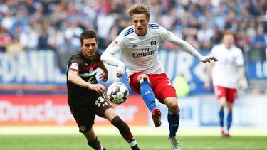Jann-Fiete Arp droht gegen Bochum auszufallen