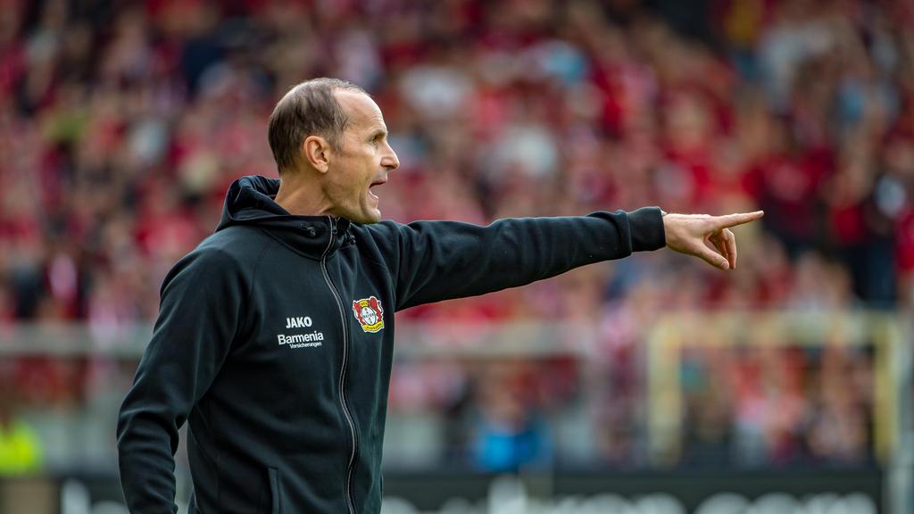 Heiko Herrlich fordert mehr Kontinuität im Profi-Fußball