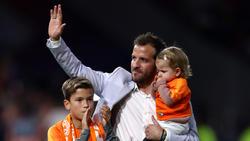 Hängt die Fußballschuhe an den Nagel: Rafael van der Vaart