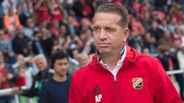 Die Vorwürfe richten sich gegen den ehemaligen Germania-Trainer Andreas Petersen