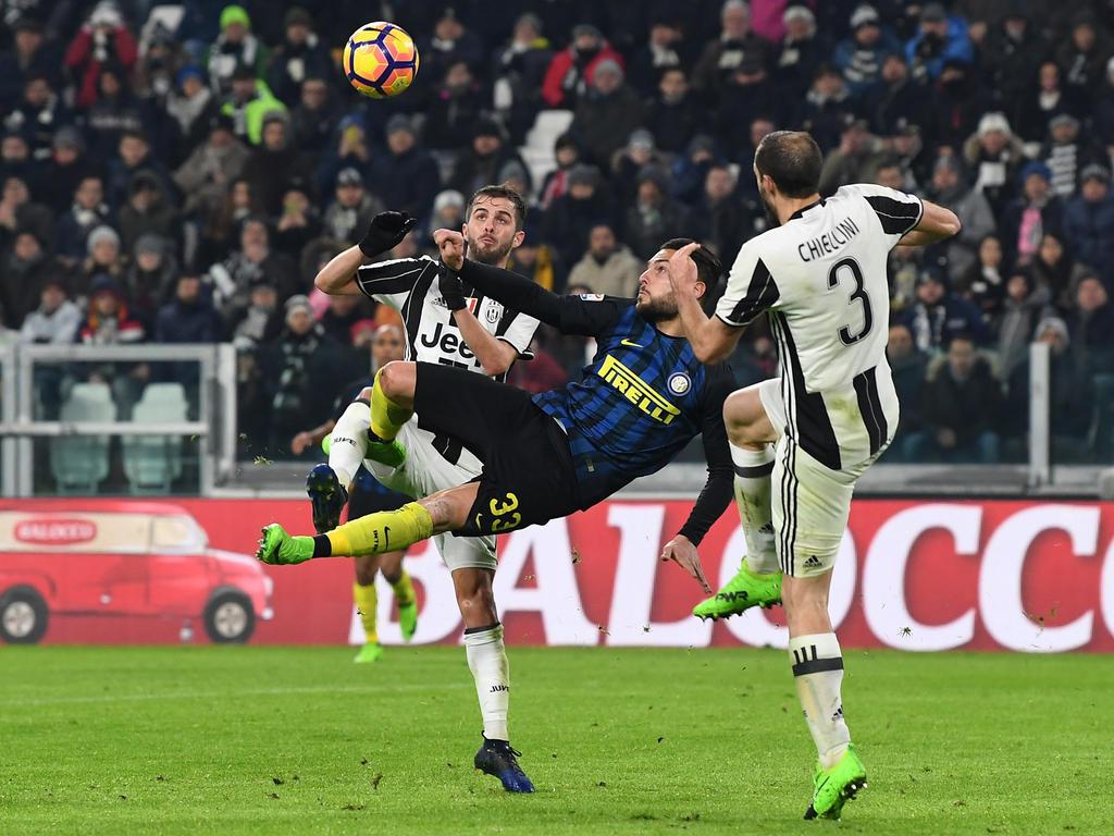 El Inter no gana en Turín desde noviembre de 2012. (Foto: Getty)