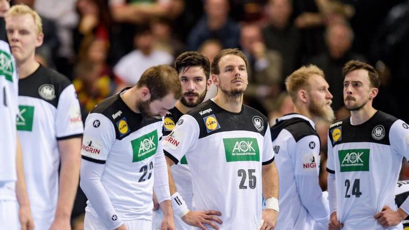 Deutschland spielt bei der Handball-WM nur um Platz drei