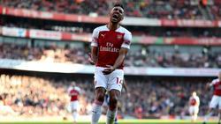 Pierre-Emerick Aubameyang verschießt Strafstoß in der Nachspielzeit