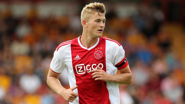 Matthijs de Ligt wird von internationalen Top-Klubs umworben