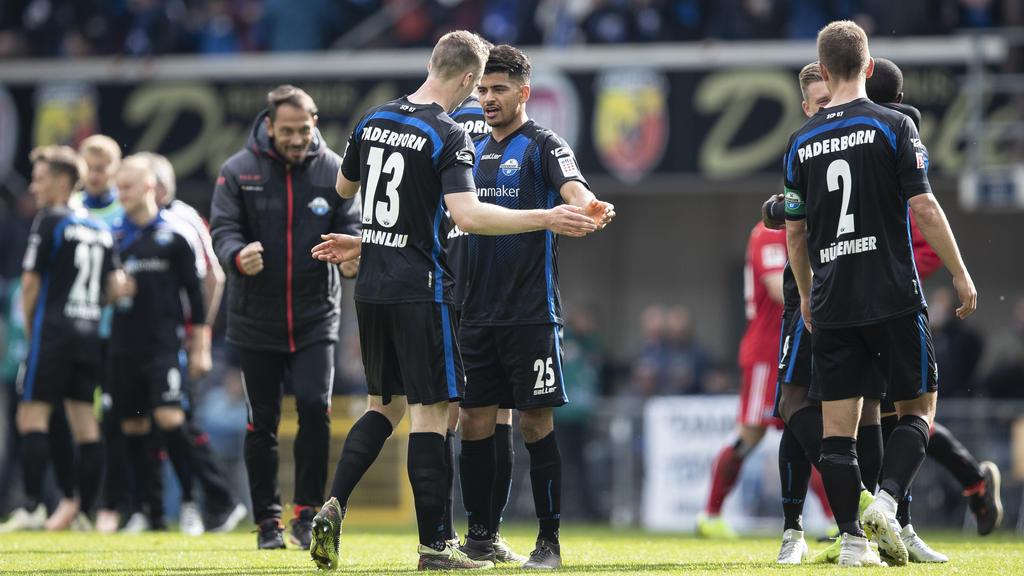 Der SC Paderborn bleibt seinem Ausrüster treu
