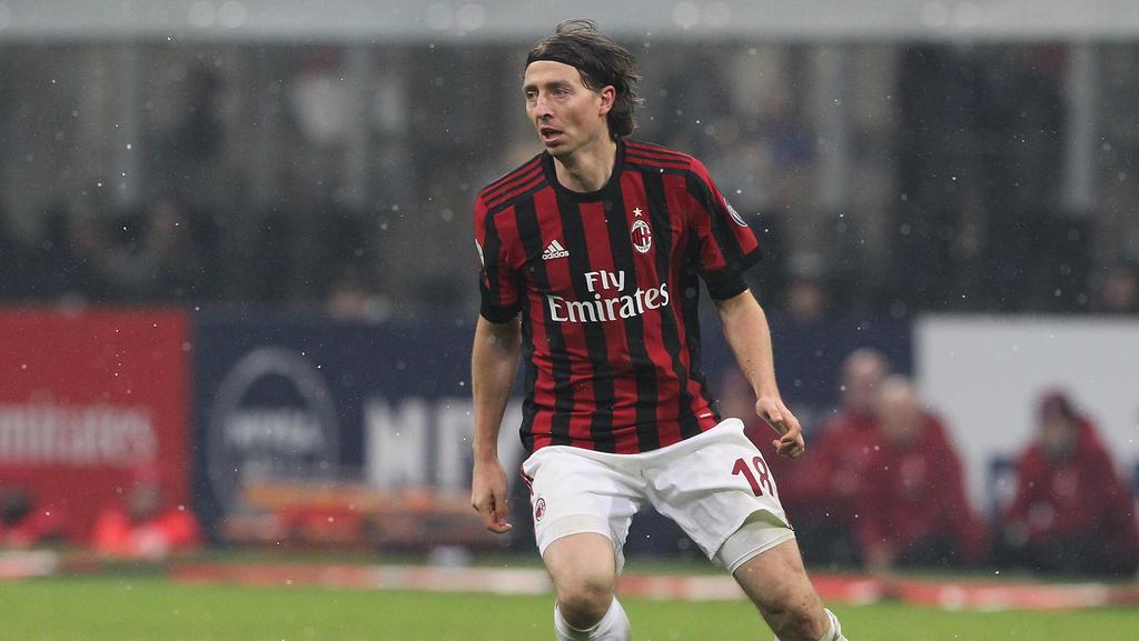 Trennt sich im Streit vom AC Milan: Riccardo Montolivo