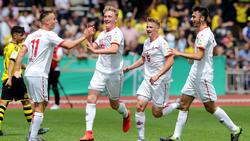 Der 1. FC Köln ist deutscher U17-Meister