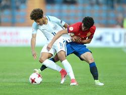 Los jóvenes españoles lograron su tercer título continental, un nuevo récord. (Foto: Getty)