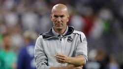 Zinédine Zidane plant nicht mehr mit Gareth Bale