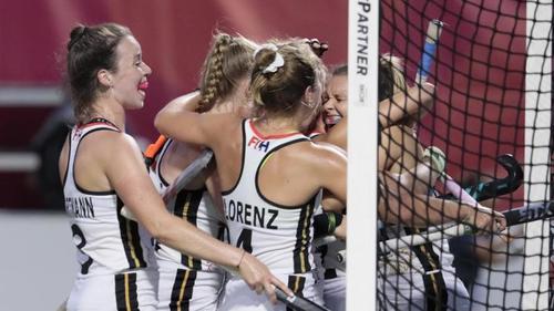 Verdienter Erfolg für die deutschen Hockey-Frauen