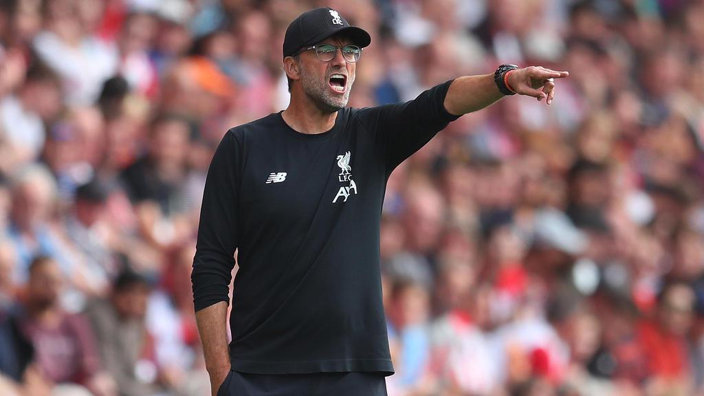 Jürgen Klopp und der FC Liverpool greifen auch 2020 nach einem Titel