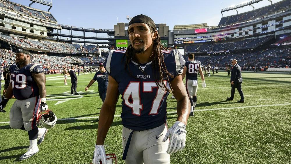 Jakob Johnson wird bei den Patriots immer wichtiger