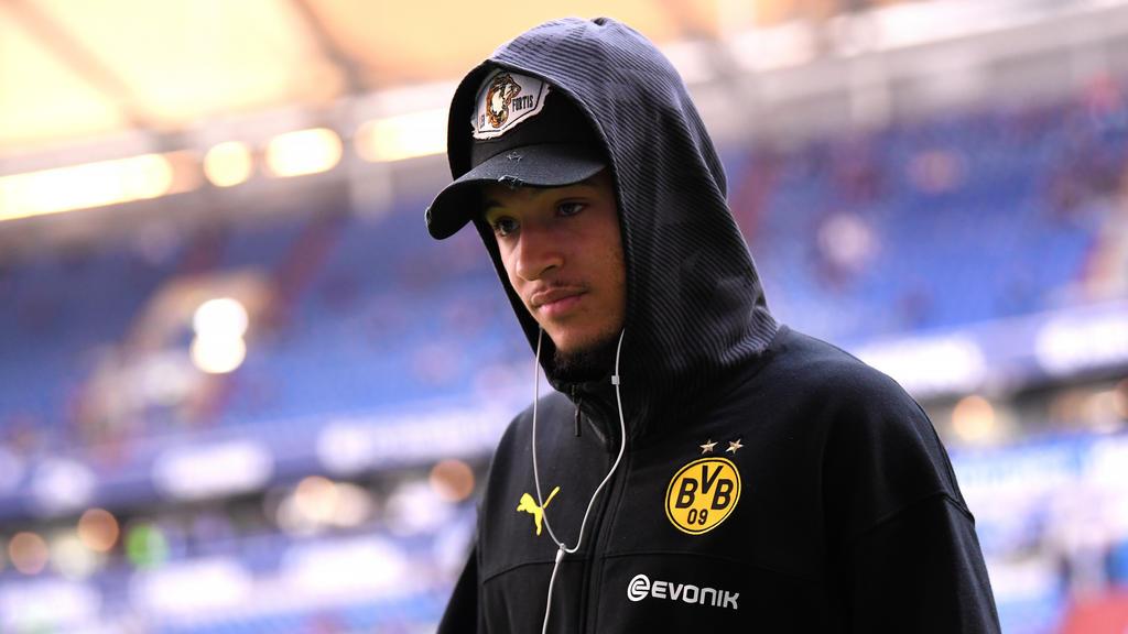 BVB-Star Jadon Sancho zählt zu den weltweit umworbensten Spielern