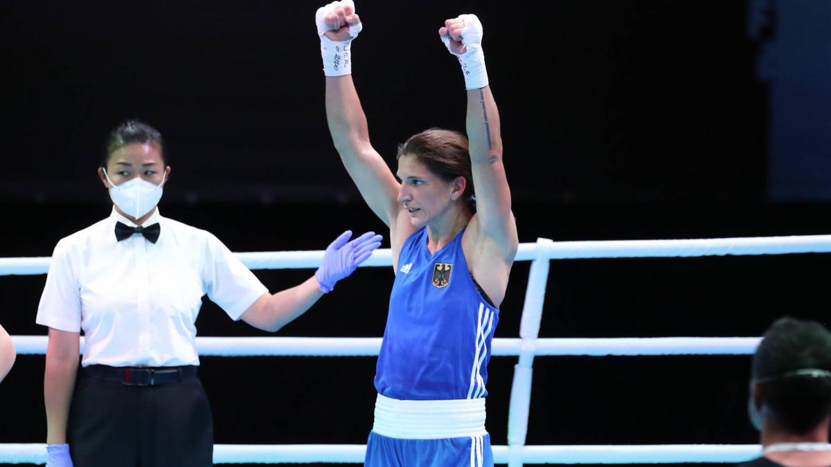 Nadine Apetz tritt bei Olympia an