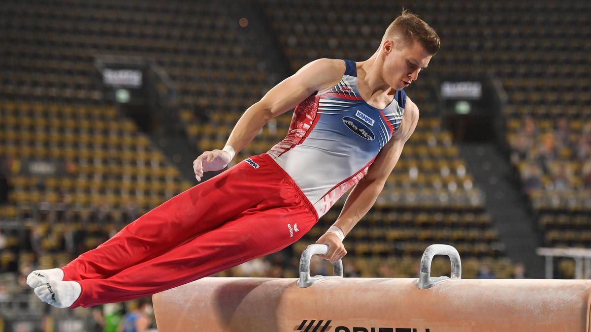 Lukas Dauser blieb beim Olympia-Training fehlerfrei