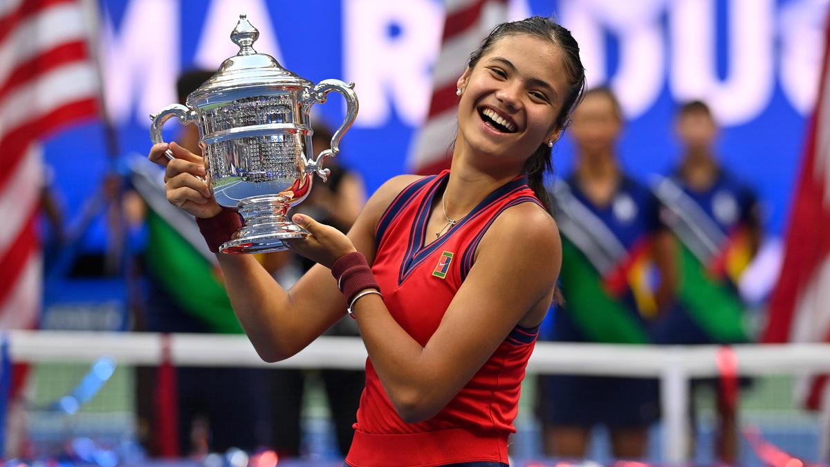 Emma Raducanu hat bei den US Open Geschichte geschrieben
