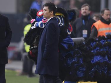 Steven Zhang, presidente del Inter de Milán.