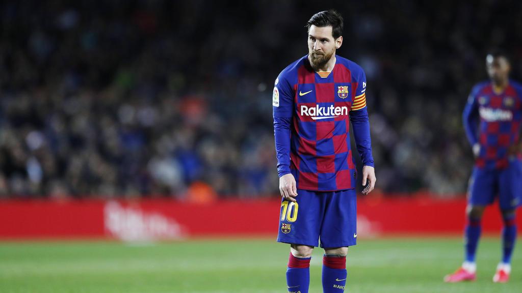 Nimmt wieder am Training des FC Barcelona teil: Lionel Messi