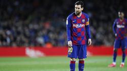 Siegtorschütze beim FC Barcelona: Lionel Messi